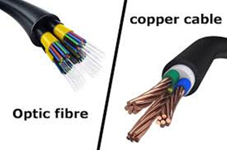 Fiber Optic vs. Cable
